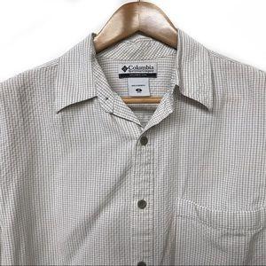 🐱👤3/$25🐱👤 Columbia Mens' Short-sleeved Shirt